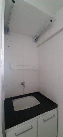 Alugo quarto/sala mobiliado, Ed. Port Ville 2, nascente, contrato anual  - Foto 6