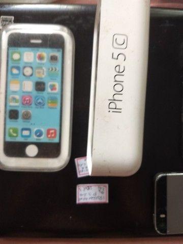 iPhone 5c e 5s peças placas display - Foto 3