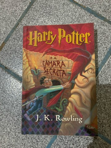 livros harry potter - Foto 2