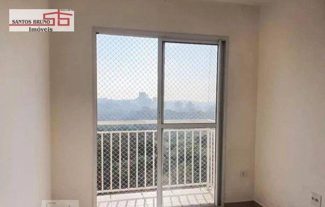Apartamento com 2 dormitórios à venda, 46 m² por R$ 290.000 - Vila Nova Cachoeirinha - São - Foto 2