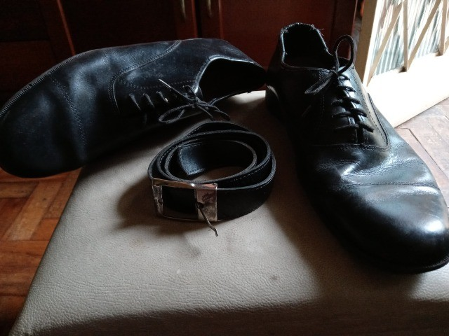 Sapato social masculino Touraflex - Tamanho 43  - Foto 3