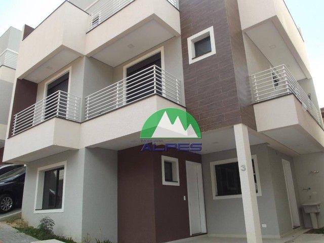 Sobrado com 3 dormitórios à venda, 151 m² por R$ 595.000,00 - Seminário - Curitiba/PR - Foto 2