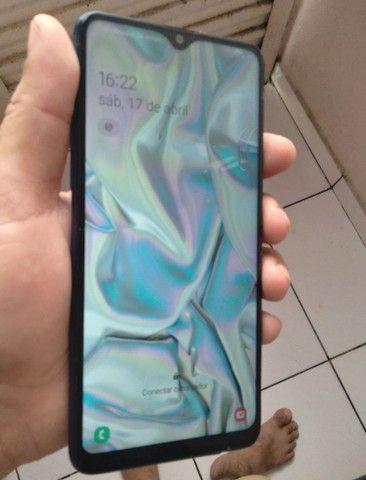 Lindo Samsung Galaxy A20s com carregador faço entrega aceito cartão  - Foto 6
