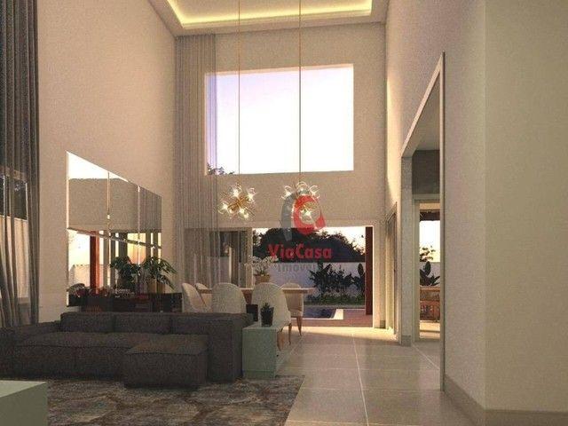 Casa com 4 Quartos Sendo 3 Suítes à venda, 220 m² por R$ 890.000 - Extensão do Bosque - Ri - Foto 6