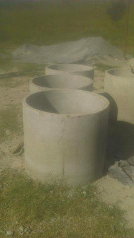 Manilhas de Concreto