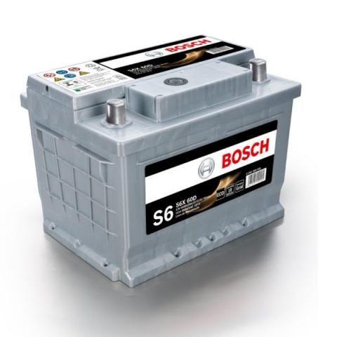 Bateria Bosch 60A - 2 Anos