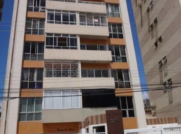 Apartamento no Condomínio do Edifício Barão de Mauá, Bairro São José,