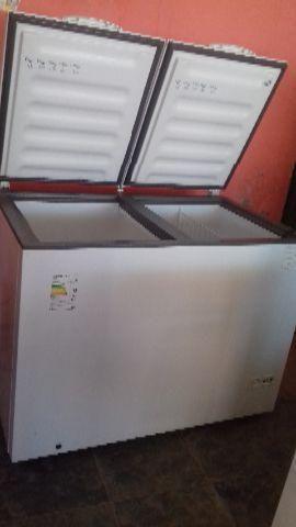 Freezer 2 portas horizontal 404 litros Consul 1600