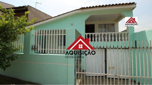 Casa residencial à venda, Sítio Cercado, Curitiba.