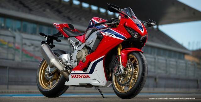 Motos Honda CBR 1000rr FireBlade