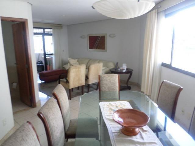 Oportunidade!!! excelente apartamento 4 quartos, 3 vagas, lazer e ótima localização - Foto 4