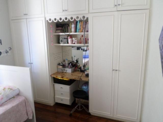 Oportunidade!!! excelente apartamento 4 quartos, 3 vagas, lazer e ótima localização - Foto 8