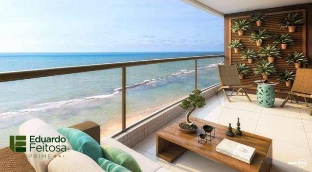 VB - Apartamento à venda, 3 e/ou 4 quartos da Moura Dubeux em Casa Caiada
