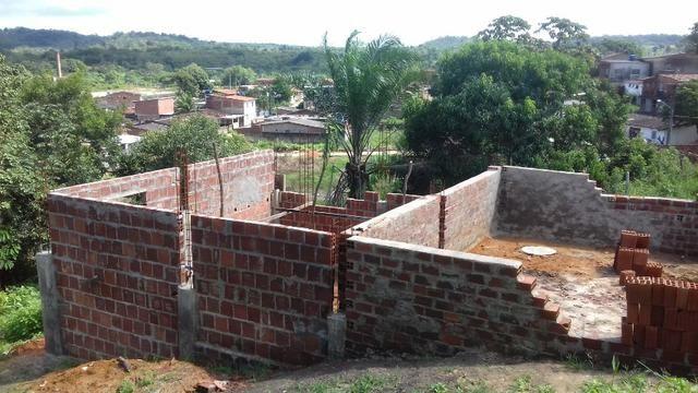 Camaragibe-PE - casa em construção na Ladeira do Liberato - Foto 7
