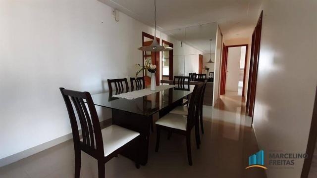 Apartamento à venda, 124 m² por r$ 698.000,00 - aldeota - fortaleza/ce - Foto 6