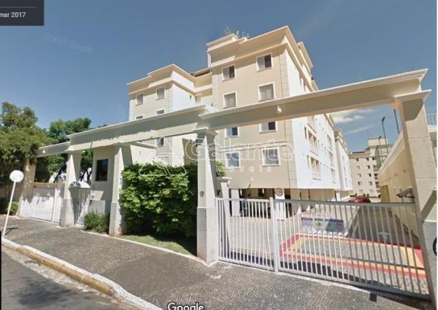 Apartamento à venda com 2 dormitórios em Ponte preta, Campinas cod:CO051649