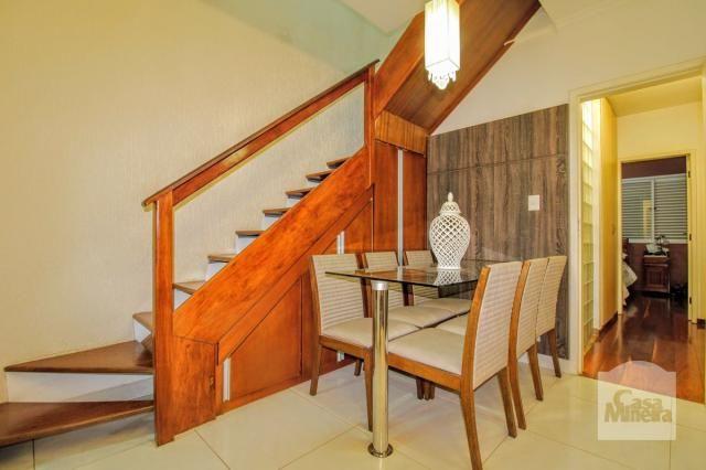 Apartamento à venda com 4 dormitórios em Buritis, Belo horizonte cod:257843