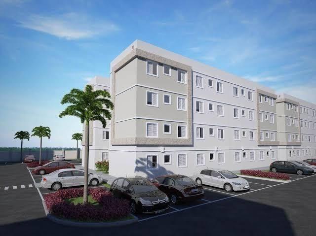 Aluguel Apartamento Chapada dos Campos VG
