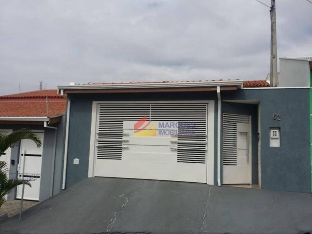 Casa residencial à venda, portal do sol, indaiatuba. - Foto 2