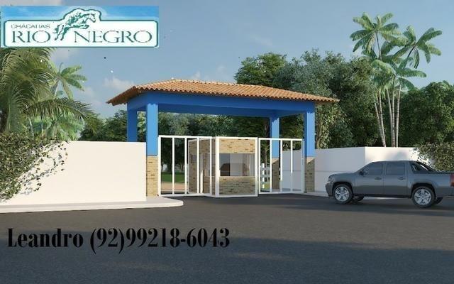 Chácaras Rio Negro, Lotes 1.000 m², a 15 minutos de Manaus _)§