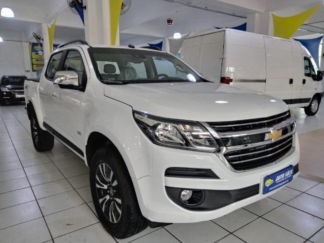GM S10 LTZ 2.8 Diesel 4x4 Aut 19/20 0km IPVA 2020 pago