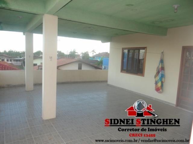 Sobrado comercial e residencial, com excelente localização e frente à lagoa, em bal. barra - Foto 15