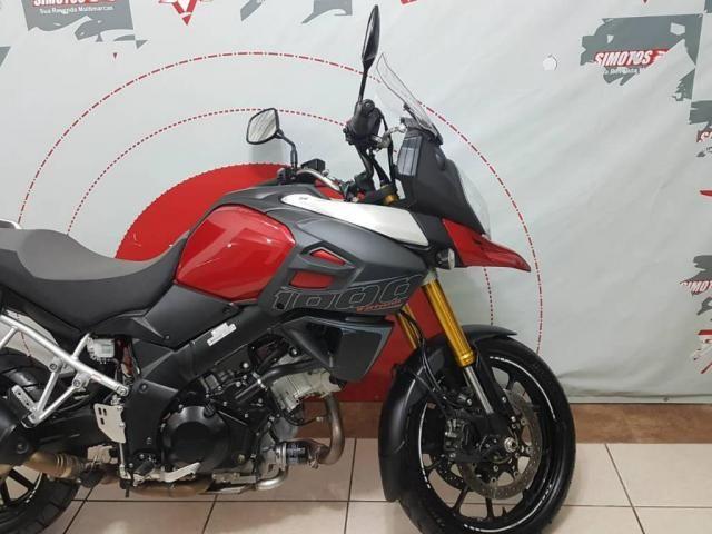 Suzuki DL 1000 V Strom ABS - Foto 8