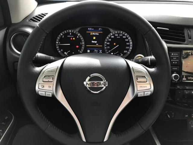 NISSAN FRONTIER 2.3 LE AT 4X4 - Foto 8