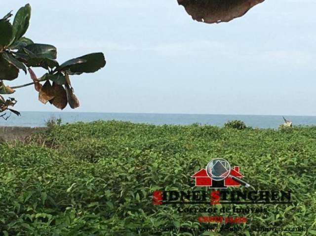 Confira. Ótimo terreno amplo, de frente ao mar, em Bal. Barra do Sul - SC - Foto 3