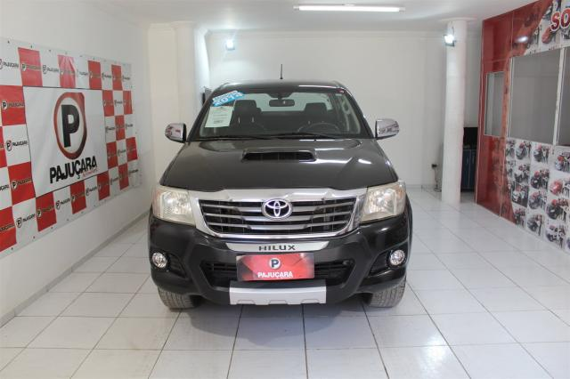 TOYOTA HILUX 2013/2014 3.0 SRV TOP 4X4 CD 16V TURBO INTERCOOLER DIESEL 4P AUTOMÁTICO - Foto 7