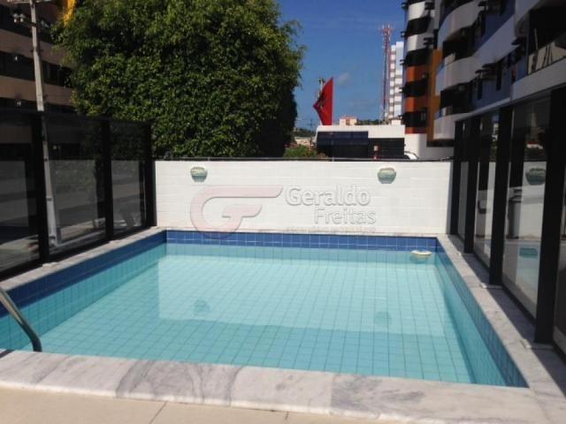 Apartamento à venda com 2 dormitórios em Ponta verde, Maceio cod:V0863 - Foto 14