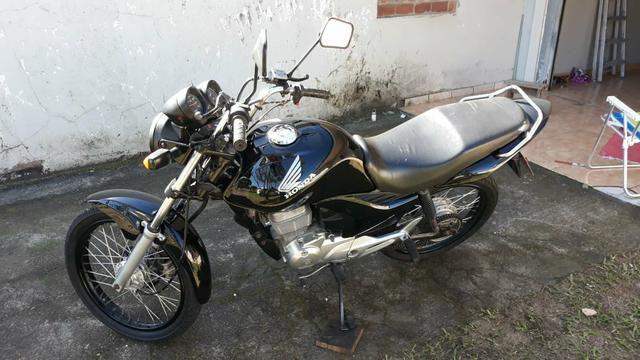 Moto Honda Fan cg150 esdi - Foto 3