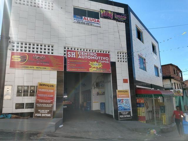 Ponto Comercial em Itapuã