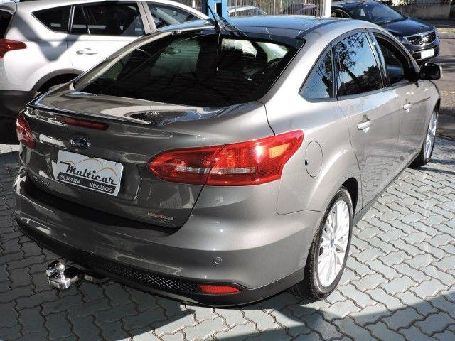 Focus Sedan 2.0 16V/ 2.0 16V Flex 4p Aut - Foto 4