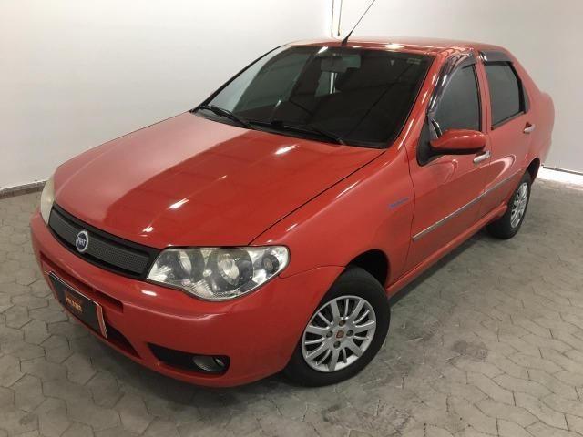 Fiat Siena 2008 Completo Com Kit GNV ( Avalio Troca )