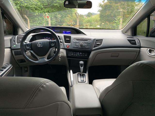Civic lxr 2.0 16v aut 2015 r$ 58.000,00 - Foto 5
