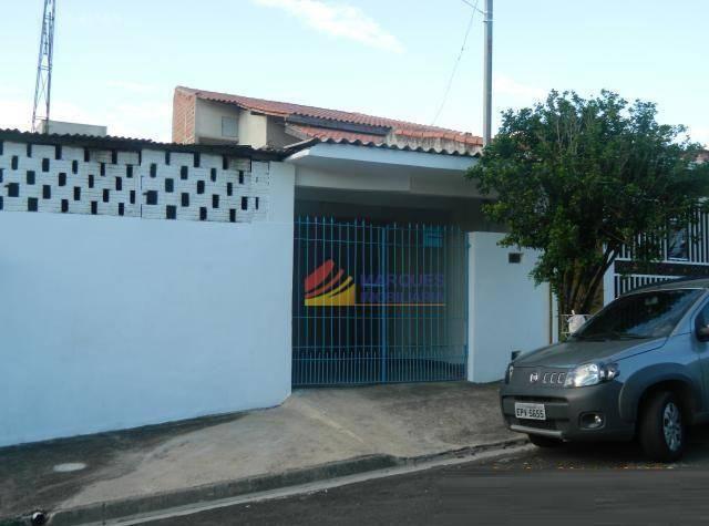 Casa residencial à venda, jardim tancredo neves, indaiatuba - ca1304.