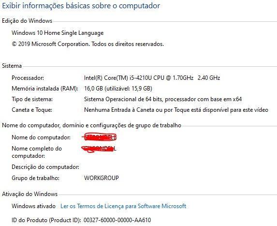 "Notebook Dell Inspirion 15"" - Foto 5"