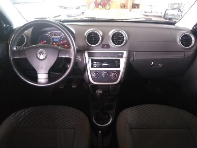 Volkswagen Voyage VOYAGE 1.6 MI TREND 8V FLEX 4P MANUAL 4P - Foto 4