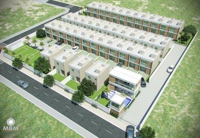 Vendo casa em condomínio no Eusébio com 2 suítes a poucos metros da CE 040. 229.900,00 - Foto 7