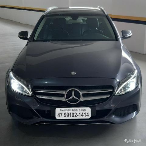 Mercedes Bens C180 1.6 CGI Estate Avantegarde 16V Turbo Gasolina 4P Automático - Foto 7