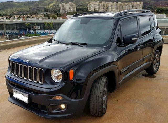 Jeep Renegate Sport