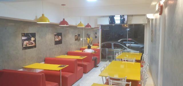 Passo Fast Food (Estilo Franquia)