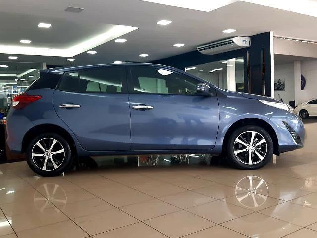 Toyota Yaris Xls 1.5 2018/2019, automático, teto solar, único dono, garantia de fábrica - Foto 2