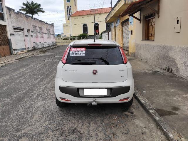 Fiat Punto 2015/2016 1.6 Essence Completão - Foto 7