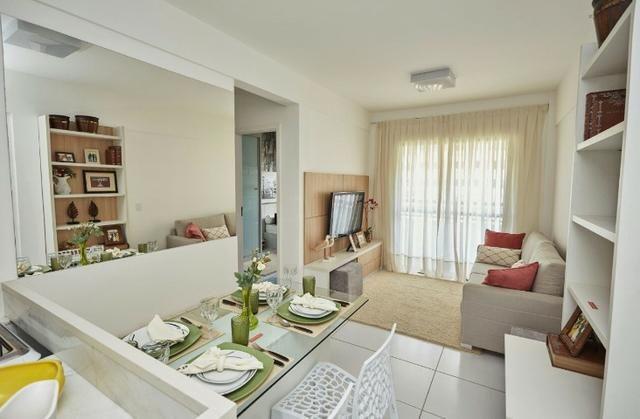 Seu apartamento c 2 Qrts (1 suite) no Mora Bem, melhor custo benefício de Parnemirim - Foto 2