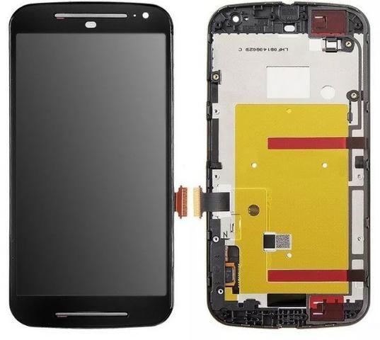 Display Tela LCD Touch Moto G2 com Garantia