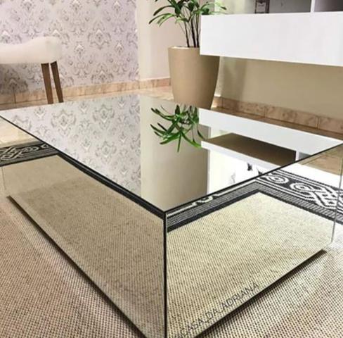 Mesa de centro espelhada - Foto 3