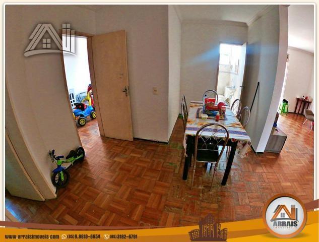 Vendo apartamento 3 quartos no bairro Benfica - Foto 4