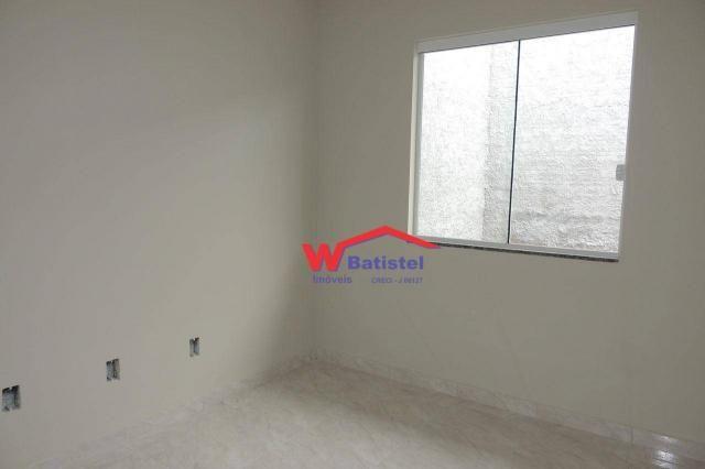 Casa com 3 dormitórios à venda, 52 m² por r$ 189.900 - rua do faisão, nº 154 - arruda - co - Foto 12